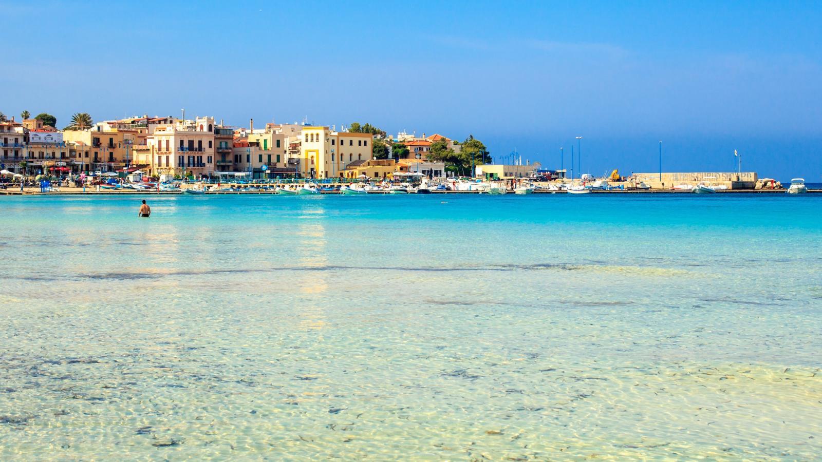 Сицилия палермо пляжи фото