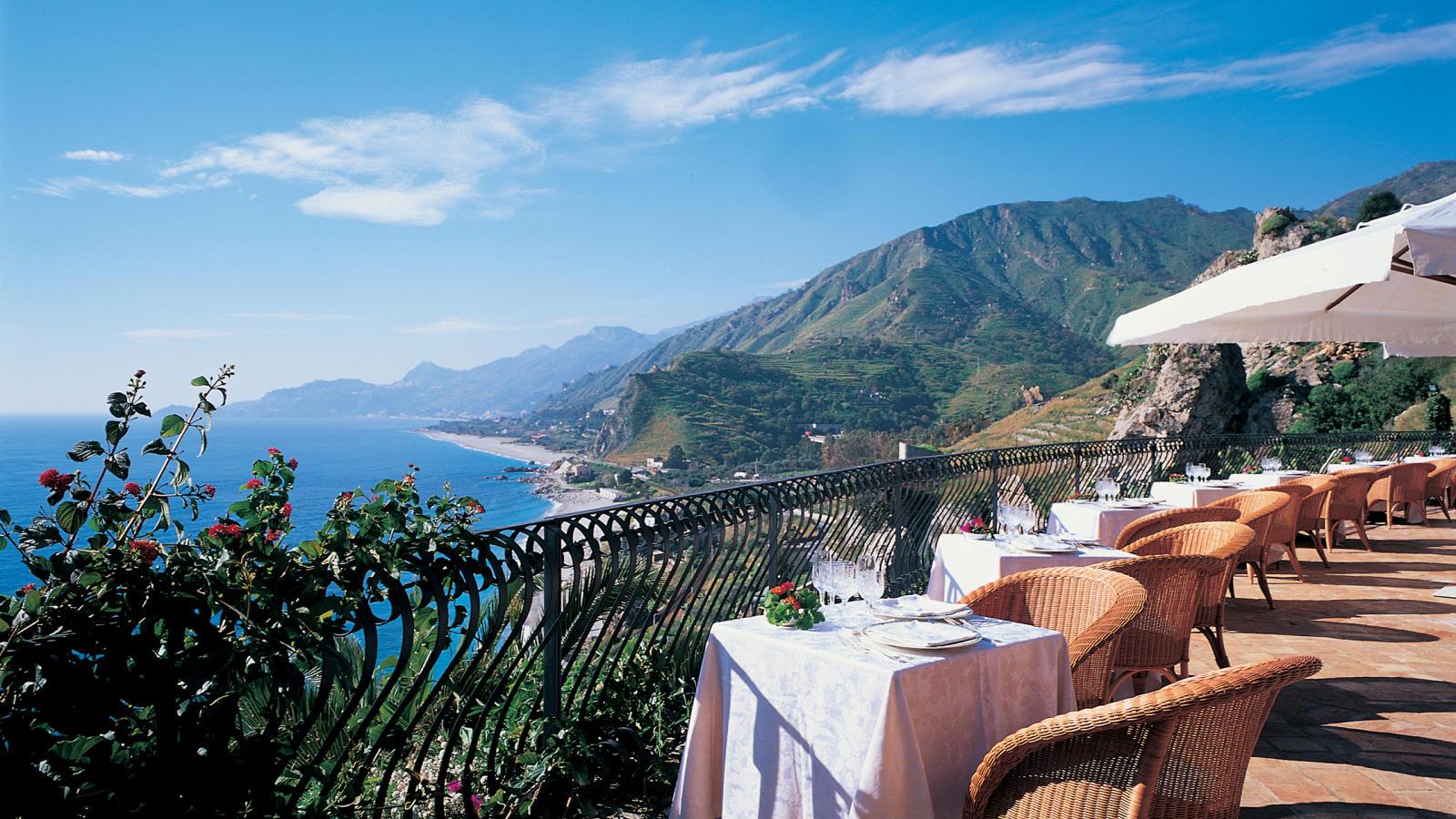 Baia Taormina Grand Palace Hotel and Spa - Topflight