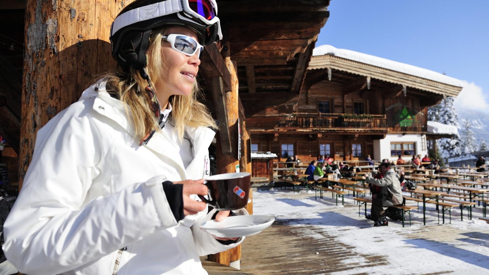 Ski Austria St Johann In Tirol Hotel Br 252 Ckenwirt Ski