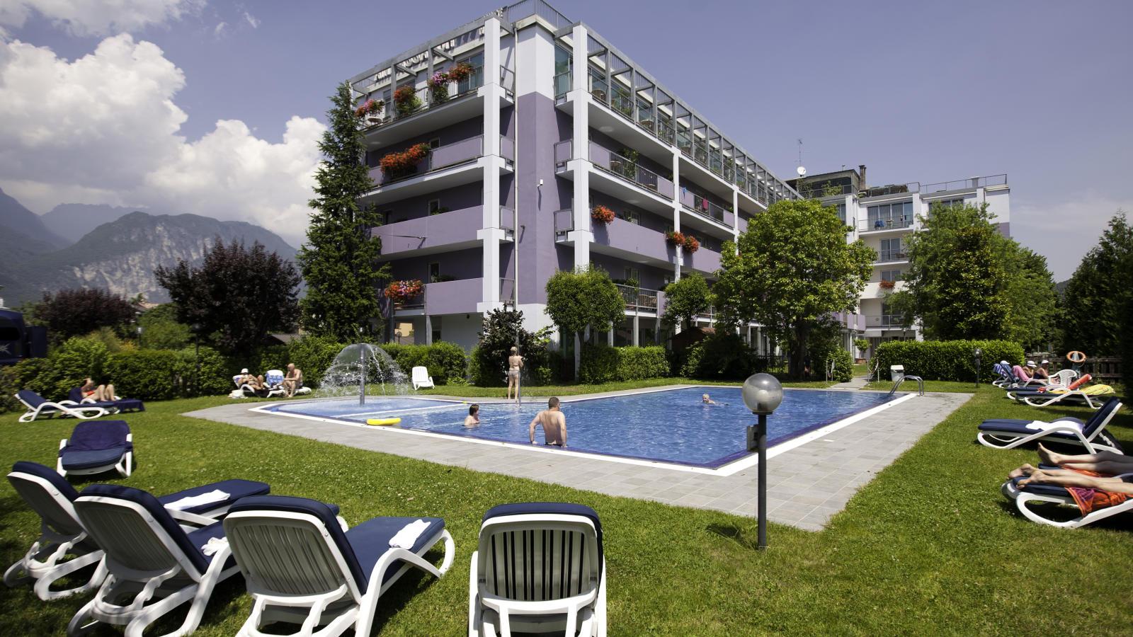 3 Ambassador Suite Hotel Riva Del Garda Lake Garda Holidays