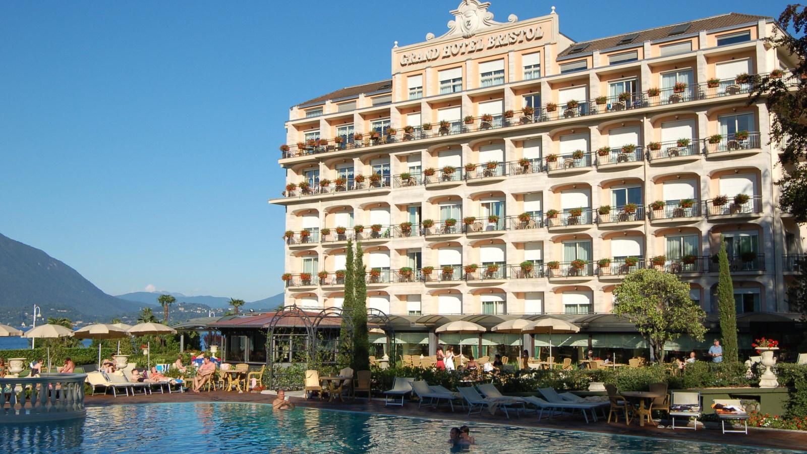 Grand hotel bristol stresa lake maggiore italy - Grand Hotel Stresa Topflight