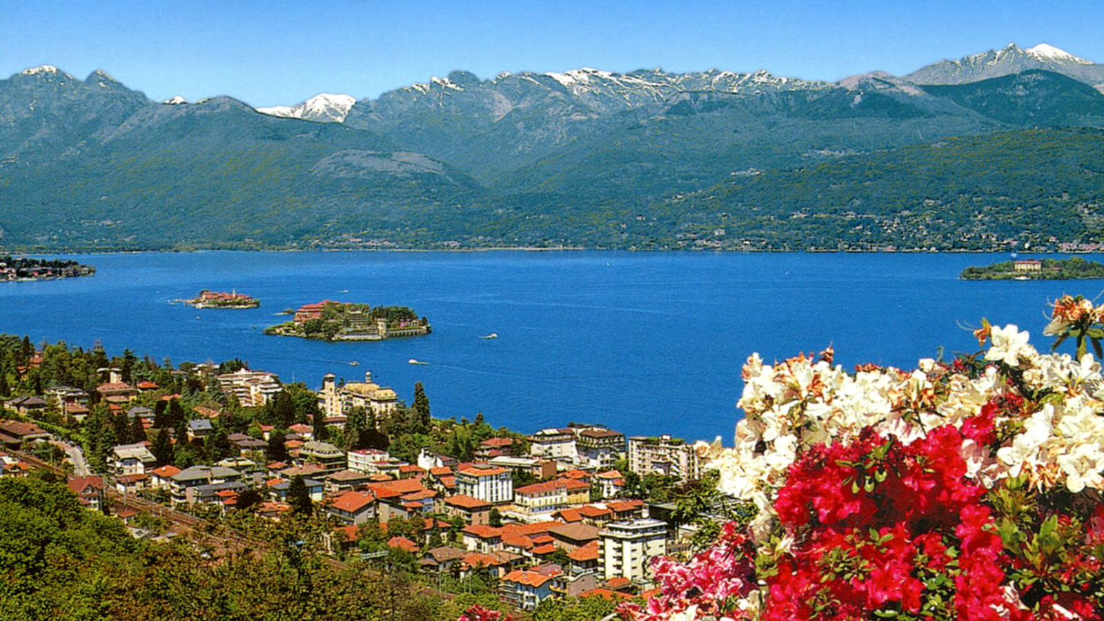 Holidays to stresa lake maggiore topflight italy for Stresa lake maggiore
