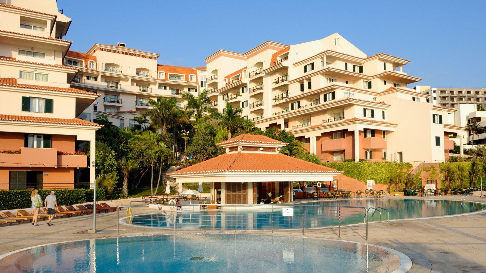 Madeira regency palace hotel funchal for Tropical hotel ostuni