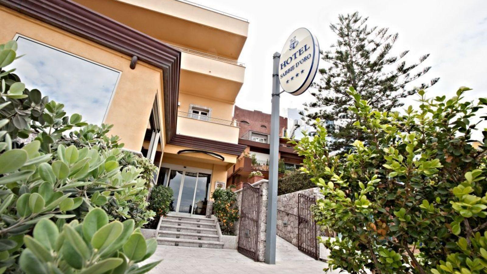 Hotel sabbie d oro bandb giardini naxos - Hotel la riva giardini naxos ...