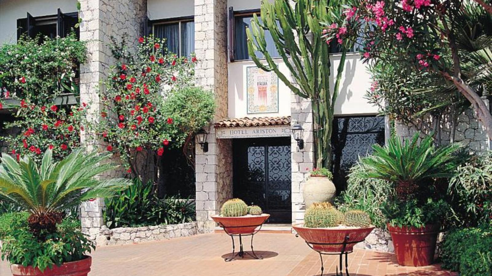 Hotel Ariston Bandb Taormina
