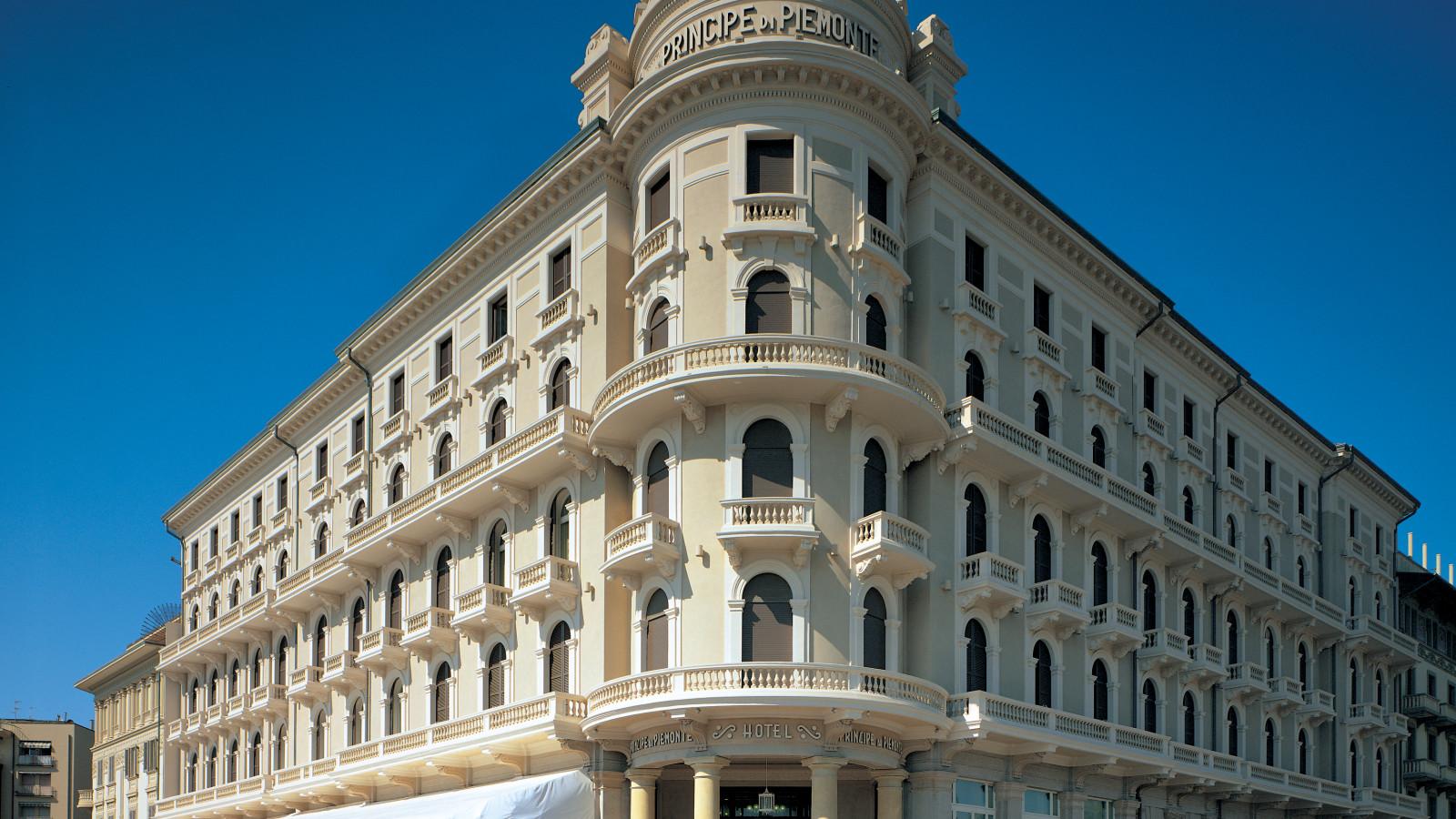 Grand Hotel Principe Di Piemonte Viareggio Topflight