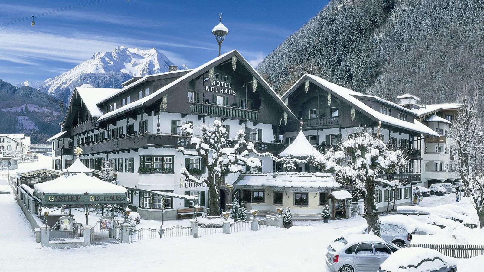 Mayrhofen Austria  city pictures gallery : Ski Austria Mayrhofen Valley Hotel Neuhaus Alpendomizil Ski ...