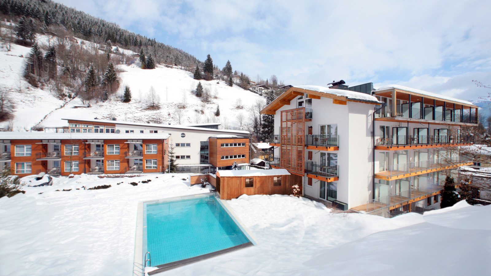 Ski Austria Zell Am See Hotel Waldhof Ski Holidays