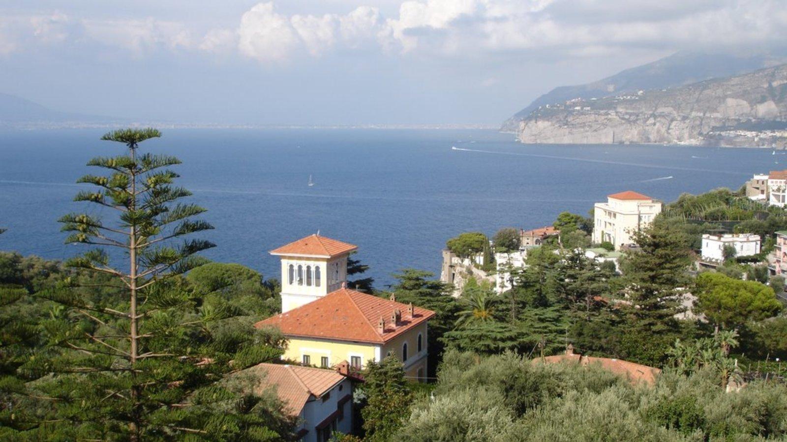 Grand Hotel Vesuvio Sorrento Topflight