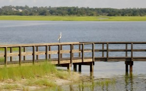 Wrightsville Beach NC Dock (Wrightsville Beach NC Real Estate)