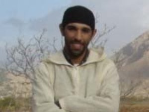 Mohammed Samih from Ait Bouguemez, Morocco