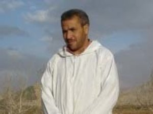 Ismail Taglout from Ait Bouguemez, Morocco