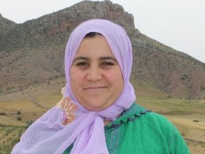 Hafida Mehboub from Souq El Hed, Morocco