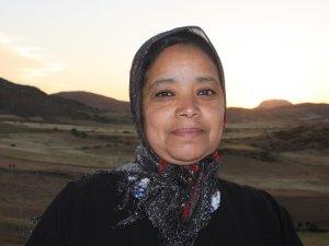 El Kibera Tahiri  from Souq El Hed, Morocco