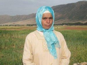 Zahra Lahadi from Ait Hamza, Morocco