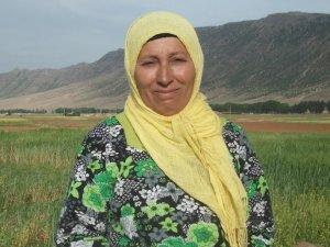 Fatima Oukhalu  from Ait Hamza, Morocco