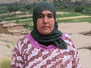 Fatima Amjabou from Imelghas, Morocco
