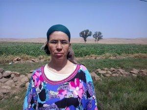Khadija from Ait Hamza, Morocco