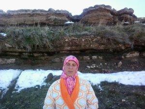 Zohra Azara from Timahdit, Morocco
