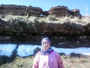 Ayada Naamani from Timahdit, Morocco