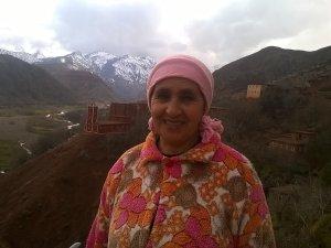 Touda Bous-Enna from Ait Bouli, Morocco