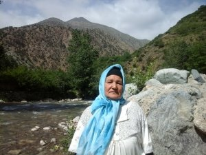 Ija Chakr from Ourika, Morocco