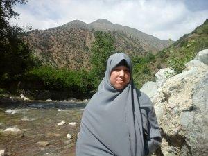 Zahira Bentaleb from Ourika, Morocco