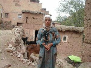 Fatima Yakoub  from Ait Bouguemez, Morocco