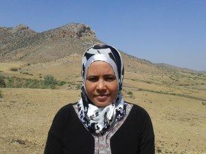 Hafida hafsi from Souq El Hed, Morocco