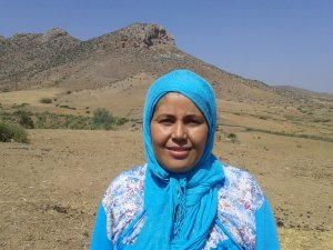 Meriam Amskini  from Souq El Hed, Morocco