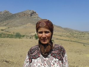 Malikah Mahboub  from Souq El Hed, Morocco