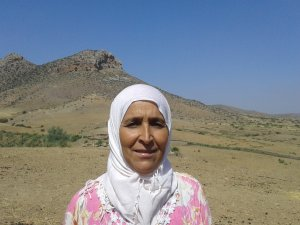 Fatima Mahboub from Souq El Hed, Morocco