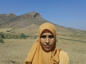 Rabha Houari  from Souq El Hed, Morocco