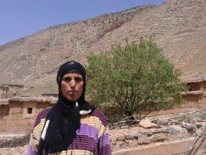 Hasisi Aaicha from Ait Bouguemez, Morocco