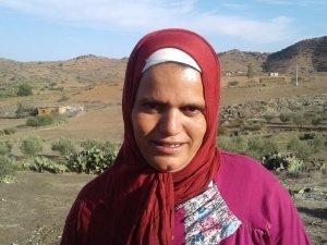 Rahma Modn from Souq El Hed, Morocco