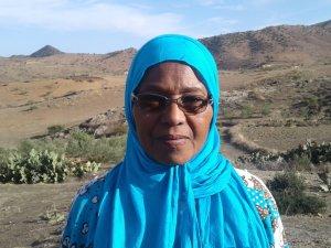Fadma Baha from Souq El Hed, Morocco