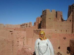 None from Ouarzazate, Morocco