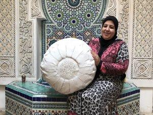 Souhad  El Bahiz from  Marrakech, Morocco