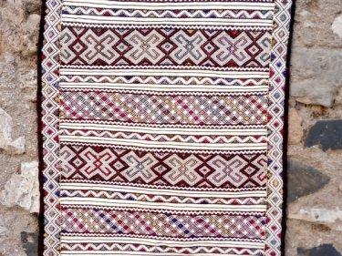 Colored Wool Hanbel