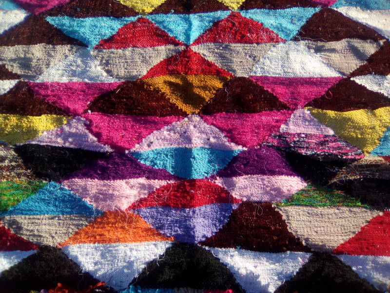 Colored Up Cycled Thread  9985
