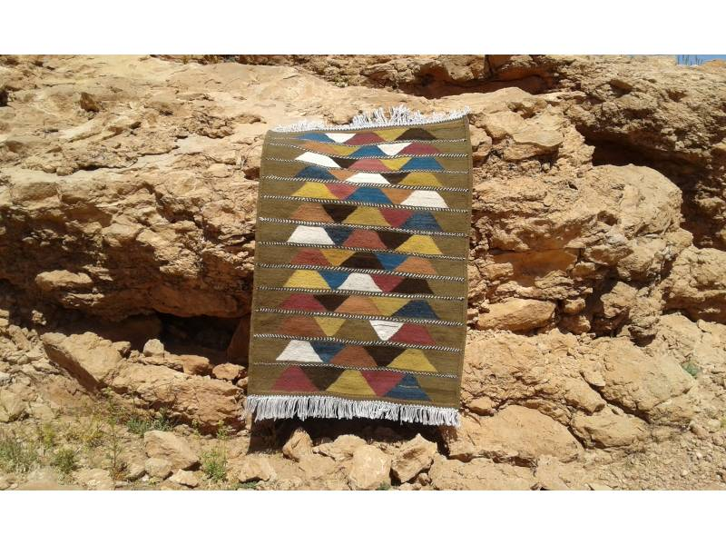 Colored  Hanbel