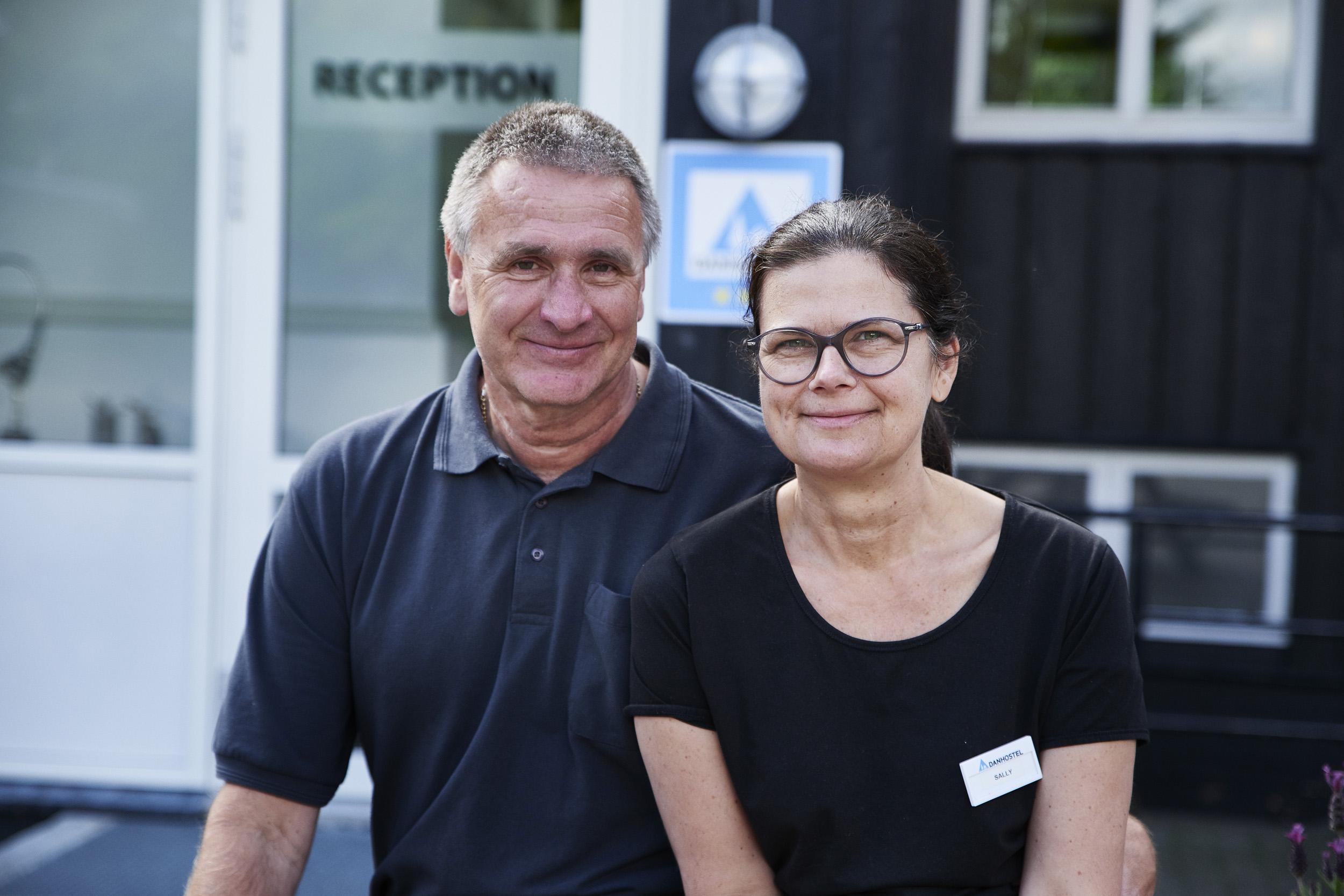 Sally and Erik Sperling