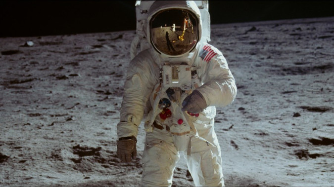 Still from Apollo 11