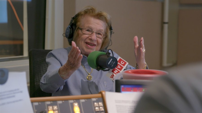 Still from Ask Dr. Ruth