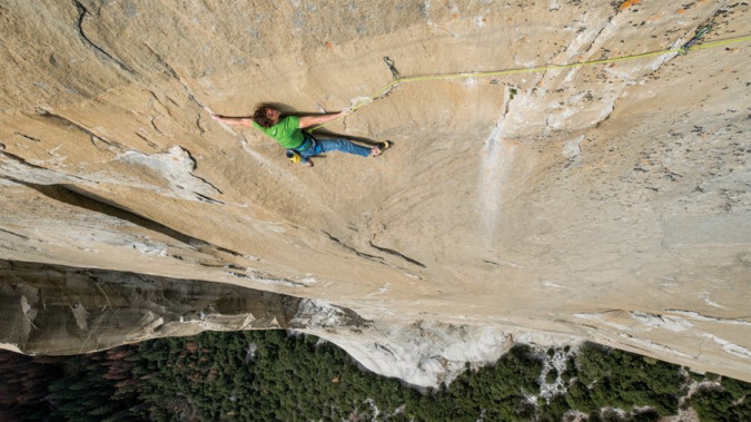 Still from The Dawn Wall