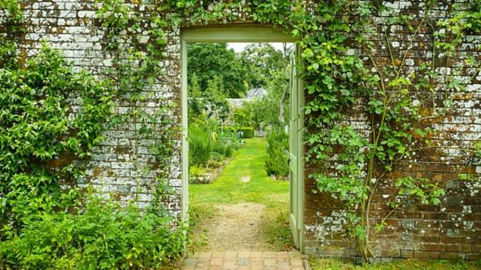 Still from A Year in an English Garden: Flicker & Pulse