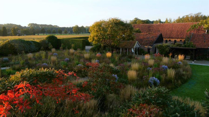 Still from Docs in Bloom: Five Seasons: The Gardens of Piet Oudolf