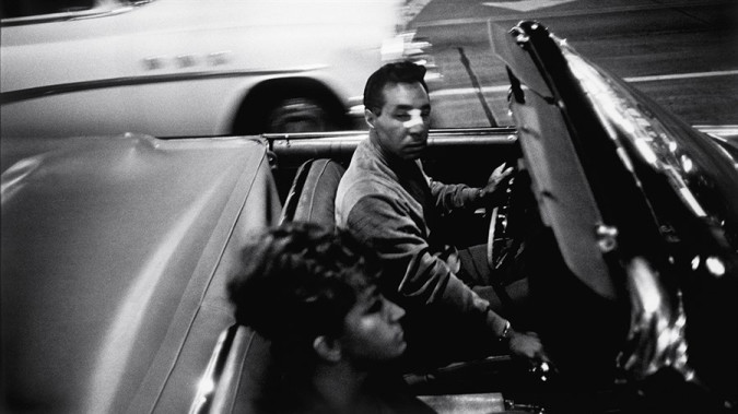Still from Garry Winogrand: All Things Are Photographable