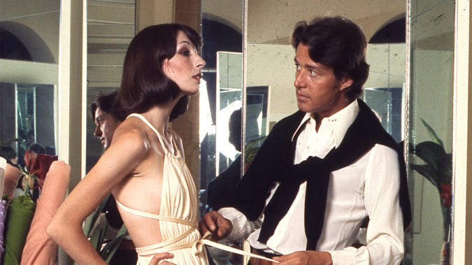 Still from Halston