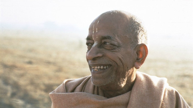 Still from Hare Krishna! The Mantra, the Movement and the Swami Who Started It All